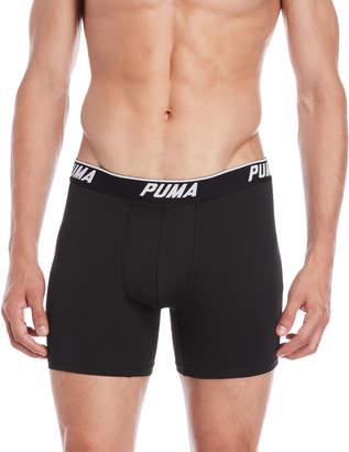 Puma 3-Pack Tech Boxer Briefs