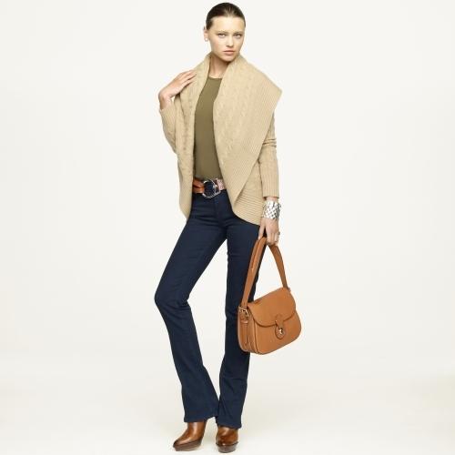 Ralph Lauren Saddle Cartridge Bag