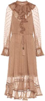 Zimmerman Rustic Ruffle Dress