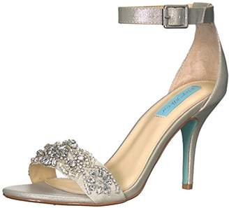 Betsey Johnson Blue by Women's SB-Gina Heeled Sandal