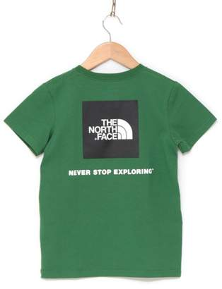 The North Face (ザ ノース フェイス) - THE NORTH FACE S/S Square Logo Tee
