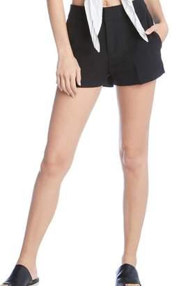 Fifteen-Twenty Fifteen Twenty Black Twill Shorts