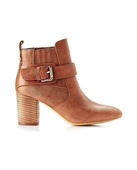 Walnut Melbourne Misha Leather Boot