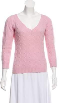 Ralph Lauren Cashmere Knit Sweater