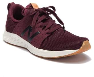 New Balance Fresh Foam Sport Running Sneaker - Wide Width Available