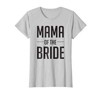 Womens Mother of the Bride Shirts for Bridal Party - Wedding Tees