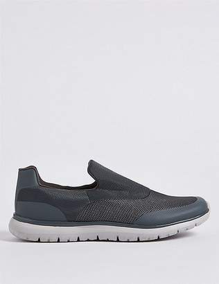 Marks and Spencer Slip-on Trainers