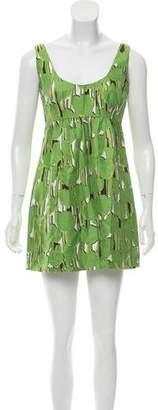 MICHAEL Michael Kors Printed Mini Dress w/ Tags
