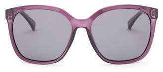 Cole Haan Women's Oversized Acetate Frame Sunglasses