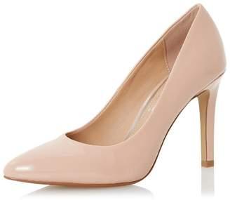 498571c72bb2 Dorothy Perkins Womens  Head Over Heels By Dune Nude  Alexxa  Heeled Shoes