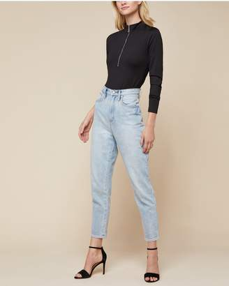 Juicy Couture Front Zip Bodysuit
