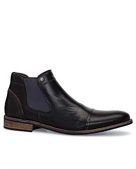 Wild Rhino Diego Leather Chelsea Boot