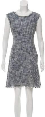 Rebecca Taylor Mini Tweed Dress