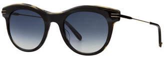 Garrett Leight Andalusia Gradient Cat-Eye Sunglasses