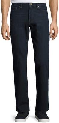 DL1961 Premium Denim Straight-Leg Denim Jeans, Blue