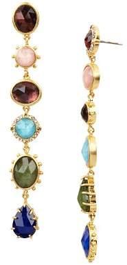 Kate Spade Multicolor Linear Drop Earrings