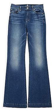 7 For All Mankind Women's Dojo Original Trouser Jeans