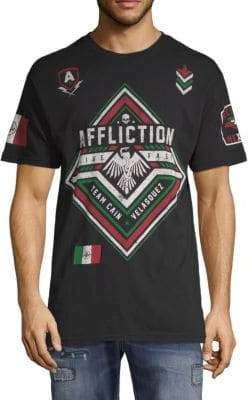 Affliction Velasquez Force Cotton Tee