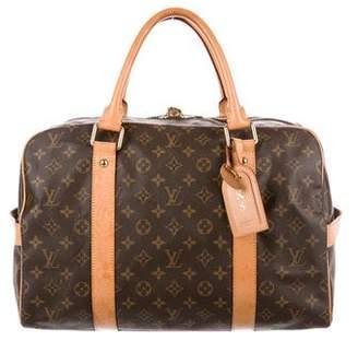 Louis Vuitton Monogram Carryall Bag