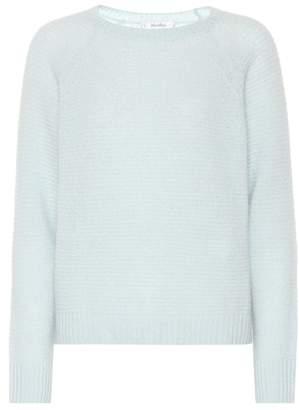 Max Mara Osteo cashmere and silk sweater