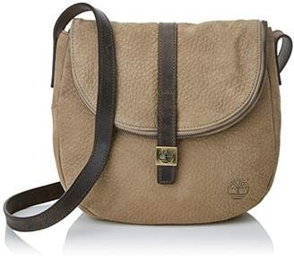Timberland Women's TB0M5513 Cross-Body Bag Brown