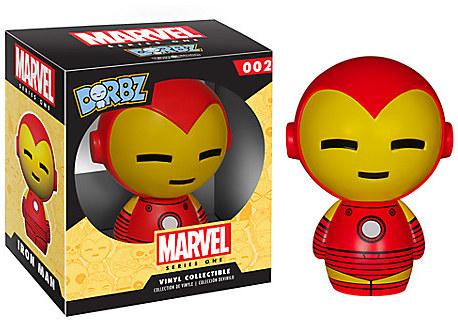 Iron Man Dorbz Vinyl Figure by Funko