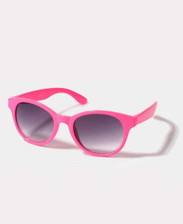Forever 21 F6854 Round Sunglasses
