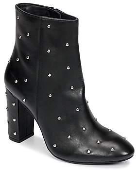 d9aa5d3e1d2 SWISS women's Low Ankle Boots in Black