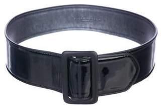 Ralph Lauren Patent Leather Hip Belt