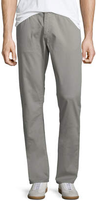 DL1961 Dl 1961 Men's Russell Slim-Straight Stretch Twill Pants