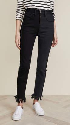 PRPS Amx Zip Front Jeans