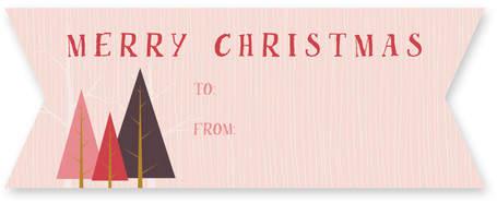 Merry Trees Custom Stickers