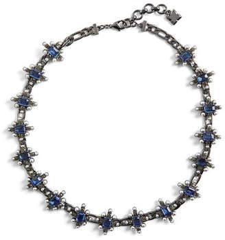 BCBGMAXAZRIA Chain Spike Necklace