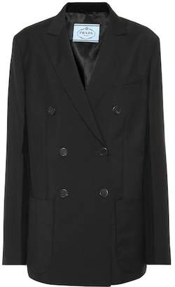 Prada Wool and mohair jacket