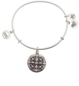 Alex and Ani Compass II Expandable Wire Bracelet