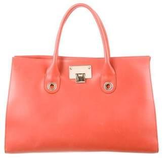 Jimmy Choo Riley Tote Bag