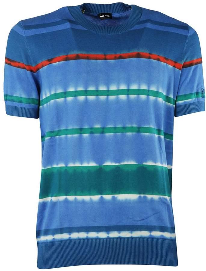 Fine Knit Tie Dye T-shirt