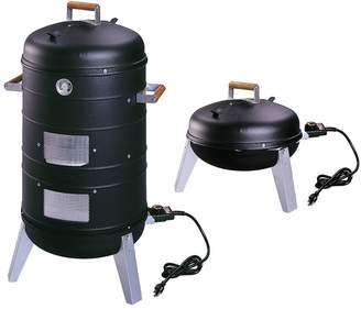 Meco Southern Country 2-in-1 Electric Smoker