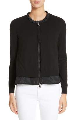 Moncler Maglia Tricot Cardigan