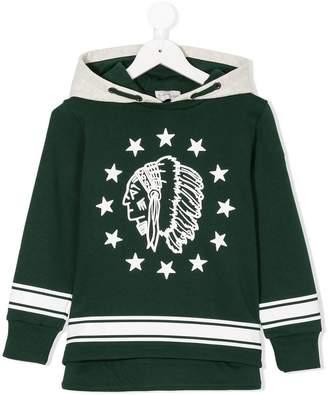 Moncler American-Indian printed sweatshirt