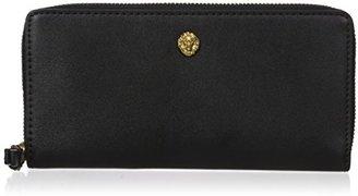 Anne Klein Slim Zip Around Small Wallet $15.91 thestylecure.com
