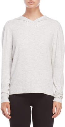 Blanc Noir Heather Grey Clandestine Sweater