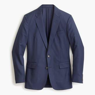 J.Crew Ludlow Slim-fit unstructured suit jacket in English wool-cotton twill