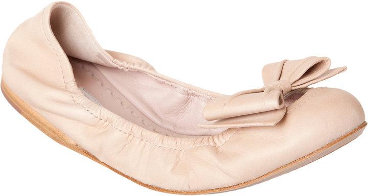 Miu Miu Ribbon Front Ballet