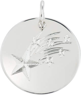 Emily and Ashley Sterling Silver Shooting Star Charm