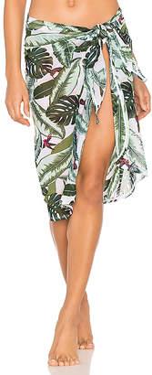 Seafolly Palm Beach Skirt