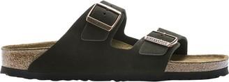 Birkenstock Arizona Soft Footbed Suede Sandal - Men's