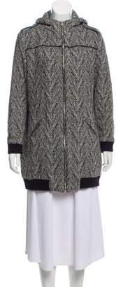 Rodebjer Wool Herringbone Jacket
