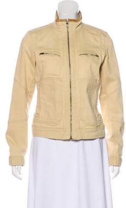 Lauren Ralph Lauren Collared Casual Jacket