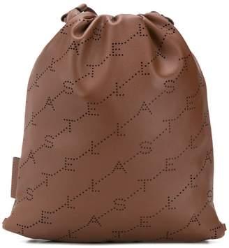 Stella McCartney Monogram mini backpack